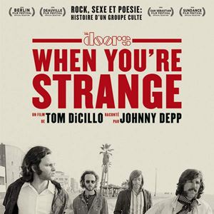 When You're Strange : affiche