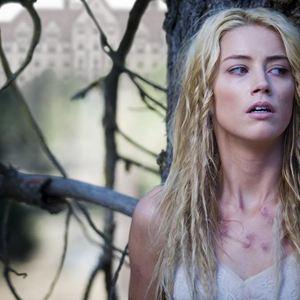 The Ward : Photo Amber Heard, John Carpenter