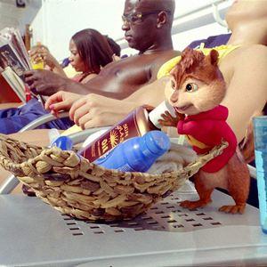Alvin et les Chipmunks 3 : Photo Mike Mitchell (V)