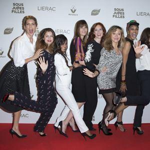 Sous Les Jupes Des Filles : Photo promotionnelle Alice Belaïdi, Alice Taglioni, Audrey Dana, Audrey Fleurot, Géraldine Nakache