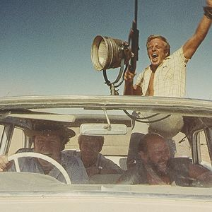 Wake in Fright : Photo Donald Pleasence