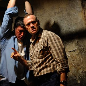 Cell 213 : Photo Eric Balfour, Michael Rooker