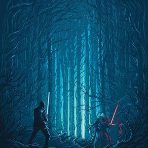 Star Wars - Le Réveil de la Force : Affiche