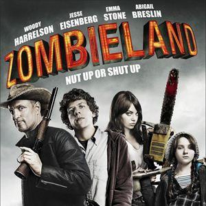 Bienvenue à Zombieland : Affiche