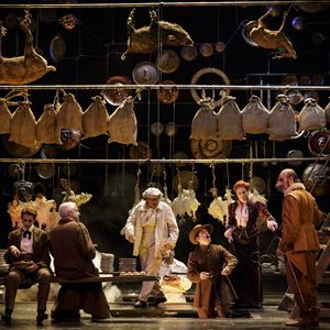 Cyrano de Bergerac (Comédie-Française / Pathé Live) : Photo