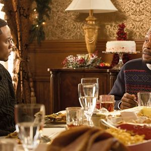 Almost Christmas Photo Danny Glover Jessie Usher