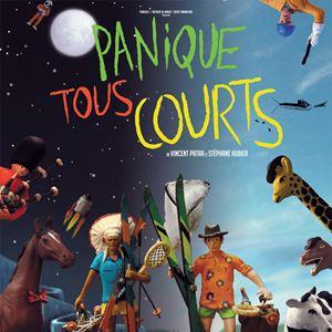 Panique tous courts - Vincent Patar, Stéphane Aubier