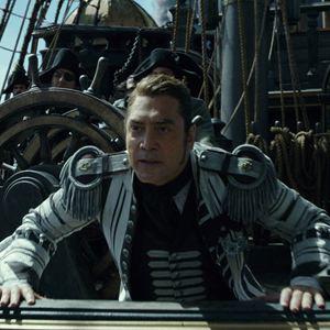 Pirates des Caraïbes : la Vengeance de Salazar : Photo Javier Bardem