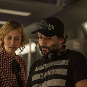 The Passenger : Photo Jaume Collet-Serra, Vera Farmiga