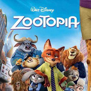 Zootopie : Affiche