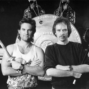 Les Aventures de Jack Burton dans les griffes du mandarin : Photo John Carpenter, Kurt Russell