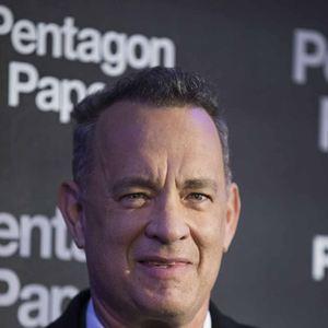 Pentagon Papers : Photo promotionnelle Tom Hanks