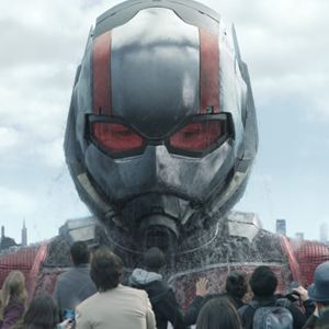 Ant-Man et la guêpe : Photo Paul Rudd