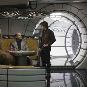 Solo: A Star Wars Story : Photo Alden Ehrenreich, Woody Harrelson