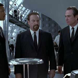 Men in Black : Photo Rip Torn, Tommy Lee Jones, Will Smith