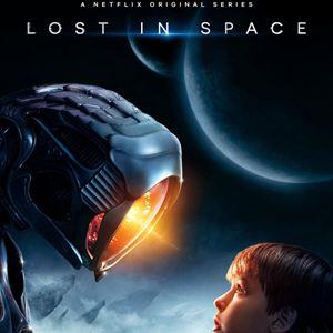 Perdus dans l'espace (2018) : Affiche