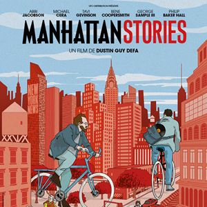 Manhattan stories : Affiche