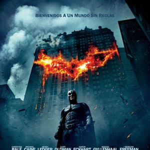 The Dark Knight, Le Chevalier Noir : Affiche