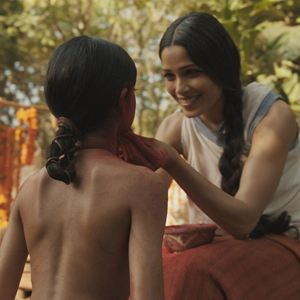 Mowgli : la légende de la jungle : Photo Freida Pinto