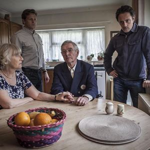 Photo Adam Astill, Dominic Power, Gemma Jones, Tom Courtenay