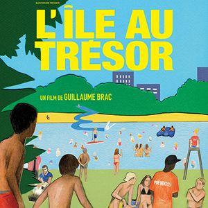 L'Île au trésor : Affiche
