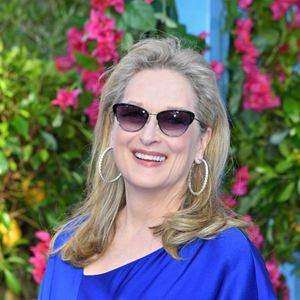 Mamma Mia! Here We Go Again : Photo promotionnelle Meryl Streep