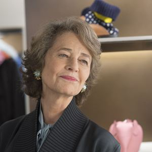 Voyez comme on danse : Photo Charlotte Rampling