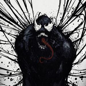 Venom : Affiche