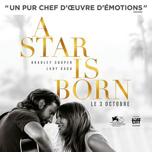 A Star Is Born : Affiche