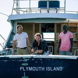 Serenity : Photo Djimon Hounsou, Jason Clarke, Matthew McConaughey