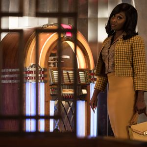 Sale temps à l'hôtel El Royale : Photo Cynthia Erivo