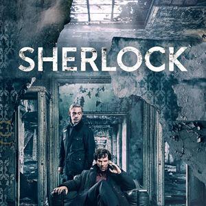 Sherlock : Affiche
