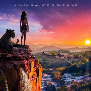 Mowgli : la légende de la jungle : Affiche