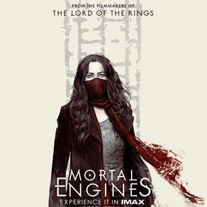 Mortal Engines : Affiche