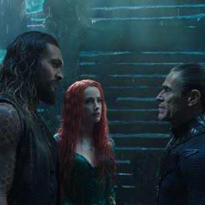 Aquaman : Photo Amber Heard, Jason Momoa, Willem Dafoe