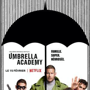 Umbrella Academy : Affiche