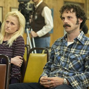 Photo Mamie Gummer, Scoot McNairy