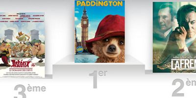 Box Office France: Paddington et la French au coude-à-coude