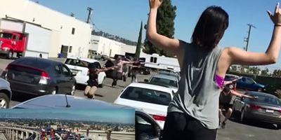 La La Land : une répétition de la scène d'introduction en vidéo