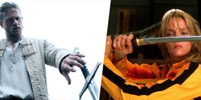 Excalibur, Andúril, Grand-Griffe... 12 épées mythiques du grand écran