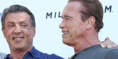 Comment Schwarzenegger a piégé Stallone pour qu'il joue dans Arrête ou ma mère va tirer
