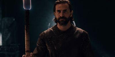 """Beowulf sur SyFy : """"C'est une série originale, fantastique, d'aventures, avec des combats, des monstres…"""""""