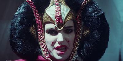 Natalie Portman rappe encore... en tenue de Reine Amidala