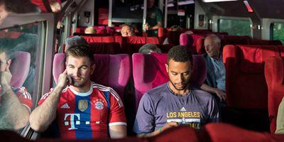 Sorties cinéma : Les Parisiens embarquent sur Le 15h17 pour Paris de Clint Eastwood