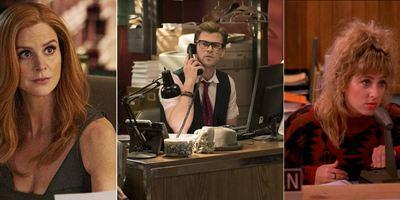 James Bond, Tony Stark, Don Draper... Ils ne seraient rien sans leur assistante !
