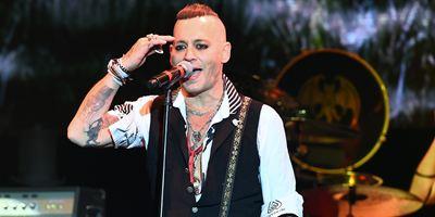 Johnny Depp, Bruce Willis, Jared Leto... Quand les stars deviennent rock-stars !