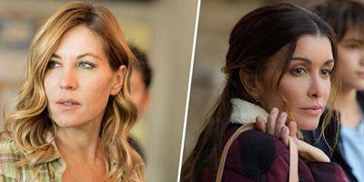 Le Temps est assassin : Mathilde Seigner face à Jenifer dans la série de TF1 adaptée de Michel Bussi