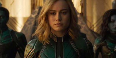 Bande-annonce Captain Marvel : Brie Larson fait une entrée fracassante