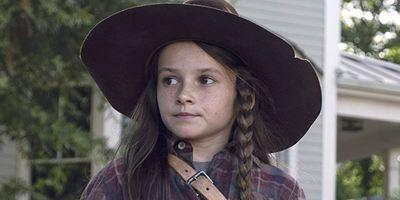 The Walking Dead : saviez-vous que Cailey Fleming, la nouvelle héroïne, a joué dans Star Wars 7 ?