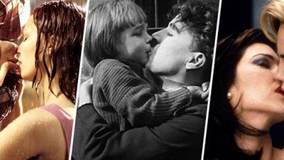 25 baisers cultes au cinéma !